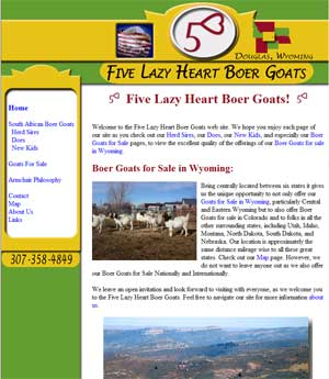 Boer Goats For Sale Wyoming