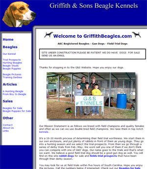 Beagles for Sale South Carolina
