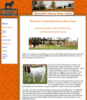 Boer Goats for sale Illinois