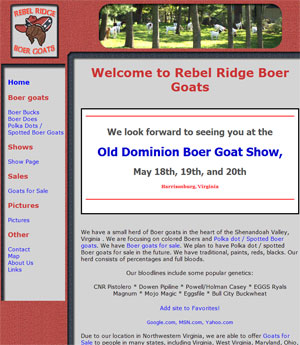 Boer Goats For Sale Virginia