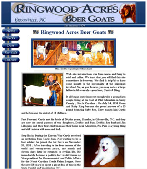 Boer Goats For Sale North Carolina