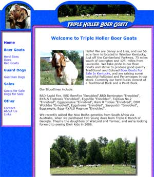 Boer Goats for sale Kentucky